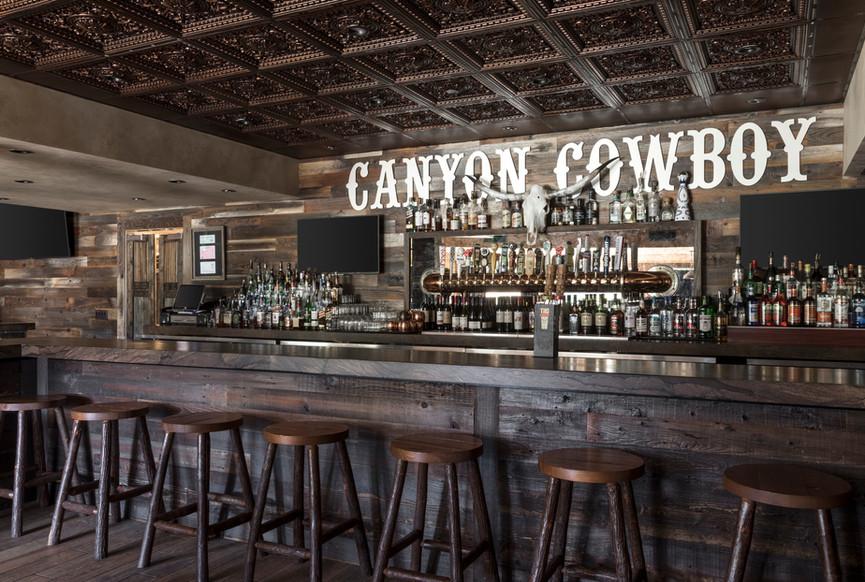 Sand & Stone Canyon Cowboy