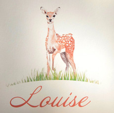 Faire-part Louise