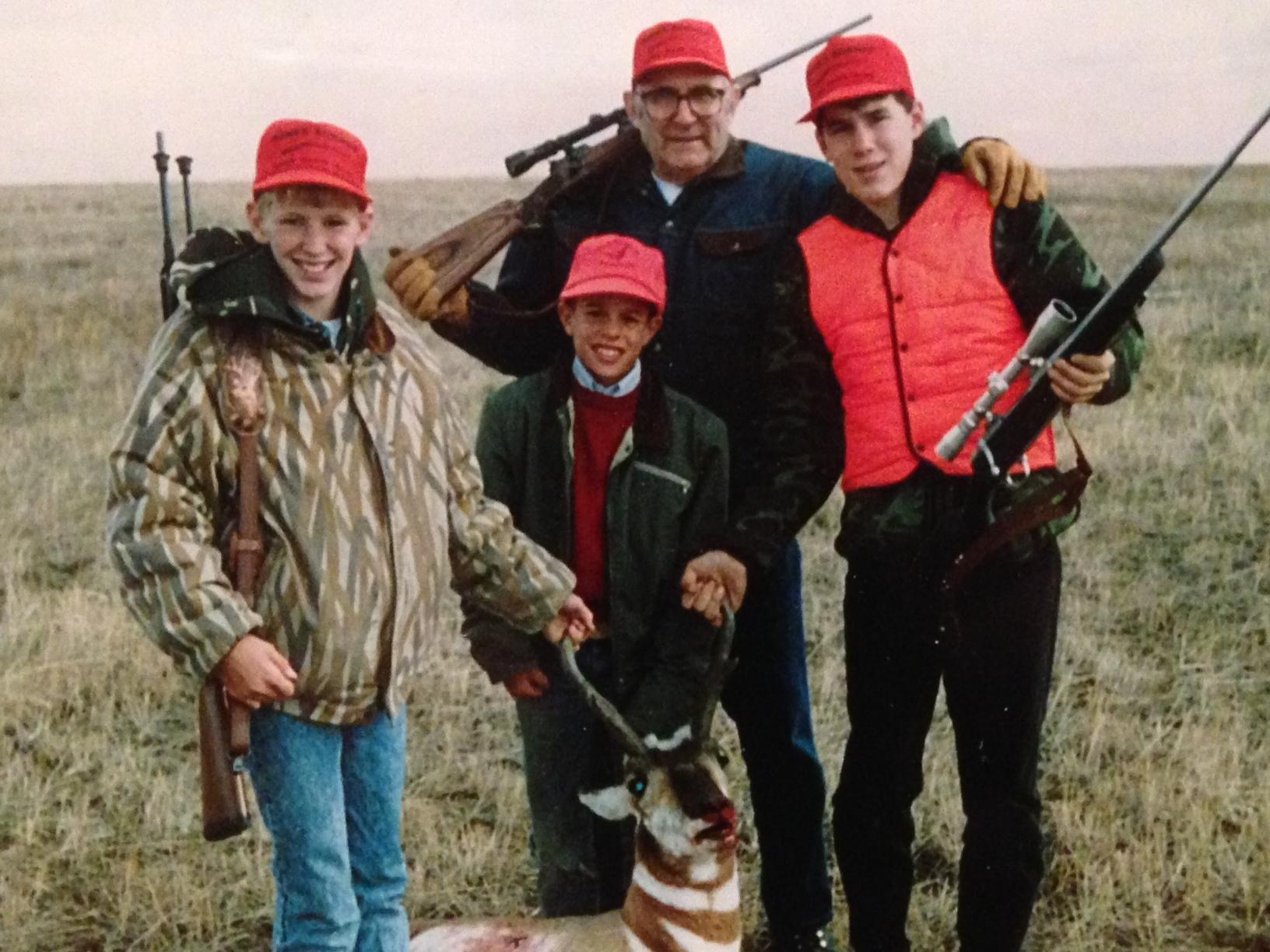 1991 South Dakota Antelope