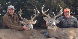 2014 Kansas Deer Hunt