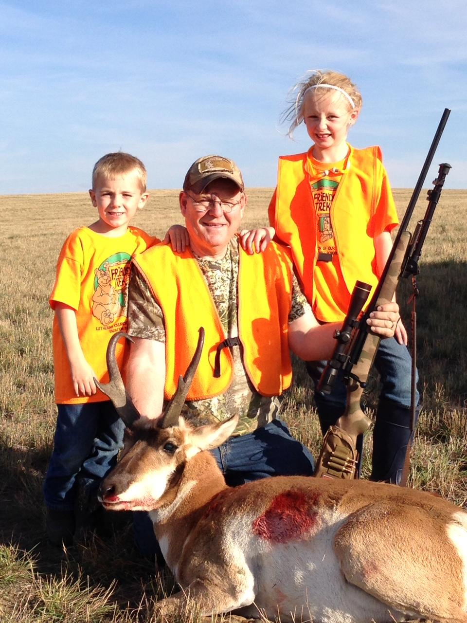 2014 Wyoming Antelope