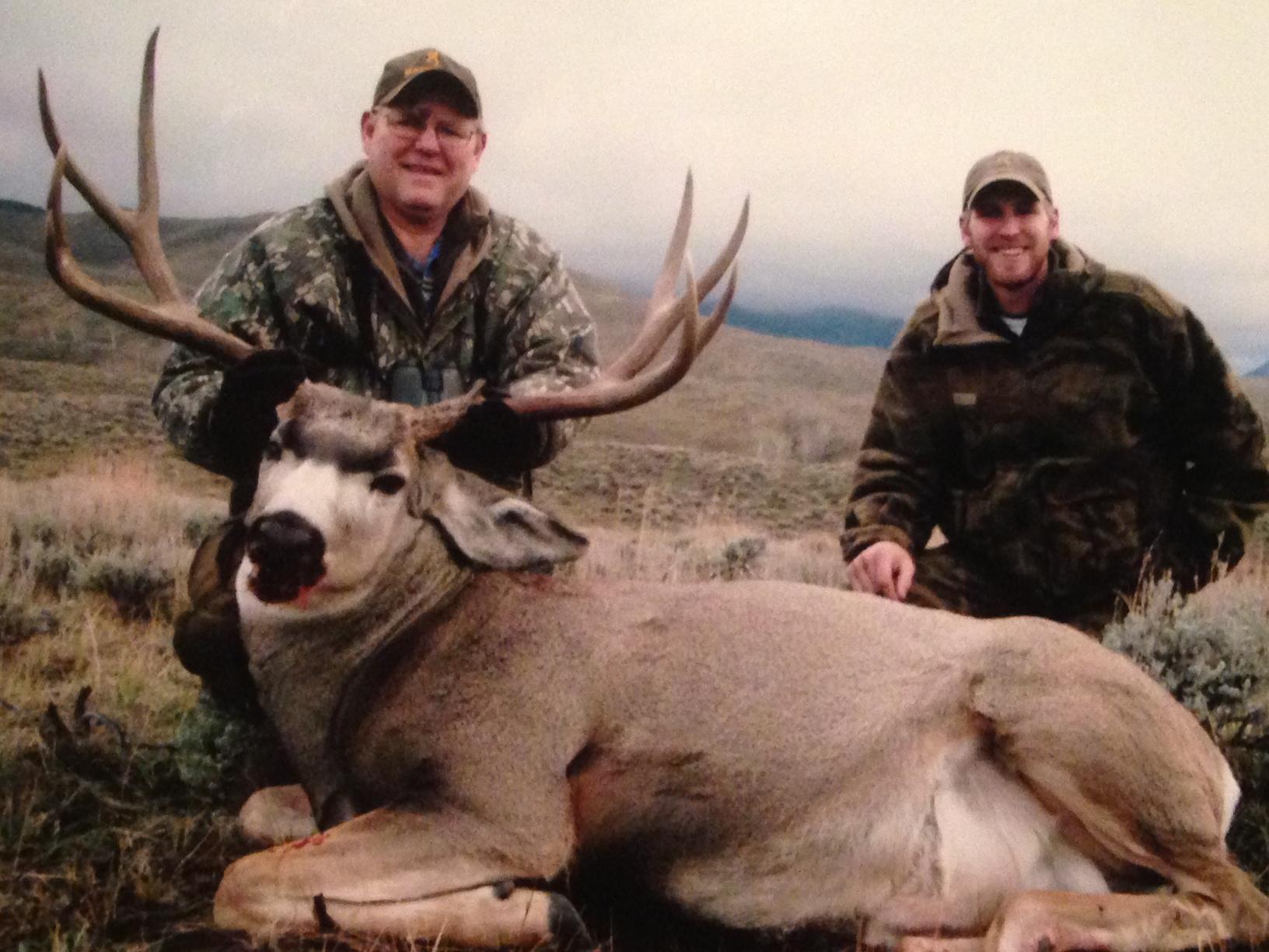 Vic 2006 Wyoming Mule Deer