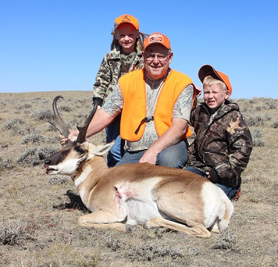 Vic 2013 Wyoming Antelope