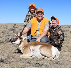 Vic 2013 Wyoming Antelope