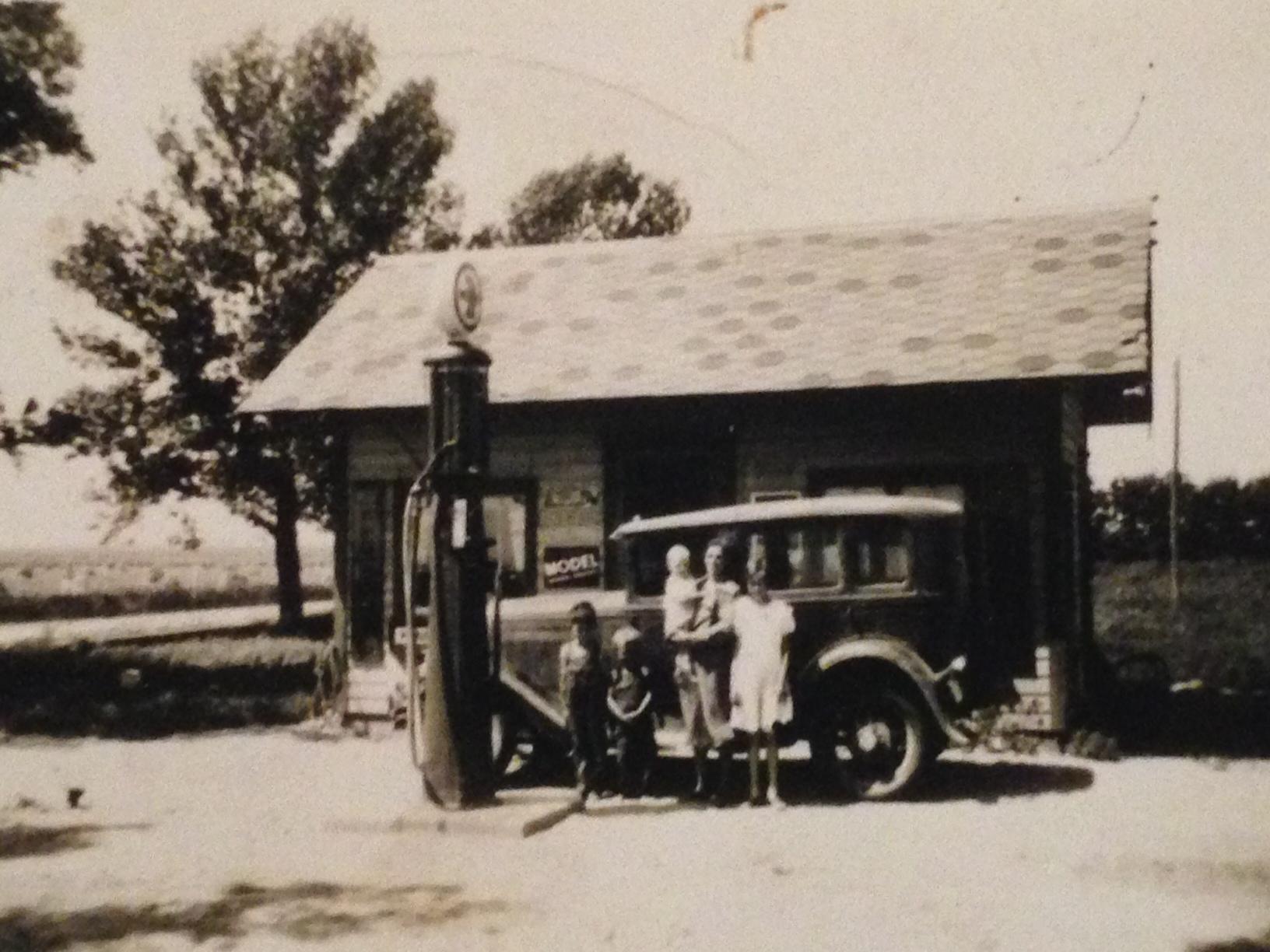 Kones Korner 1930's