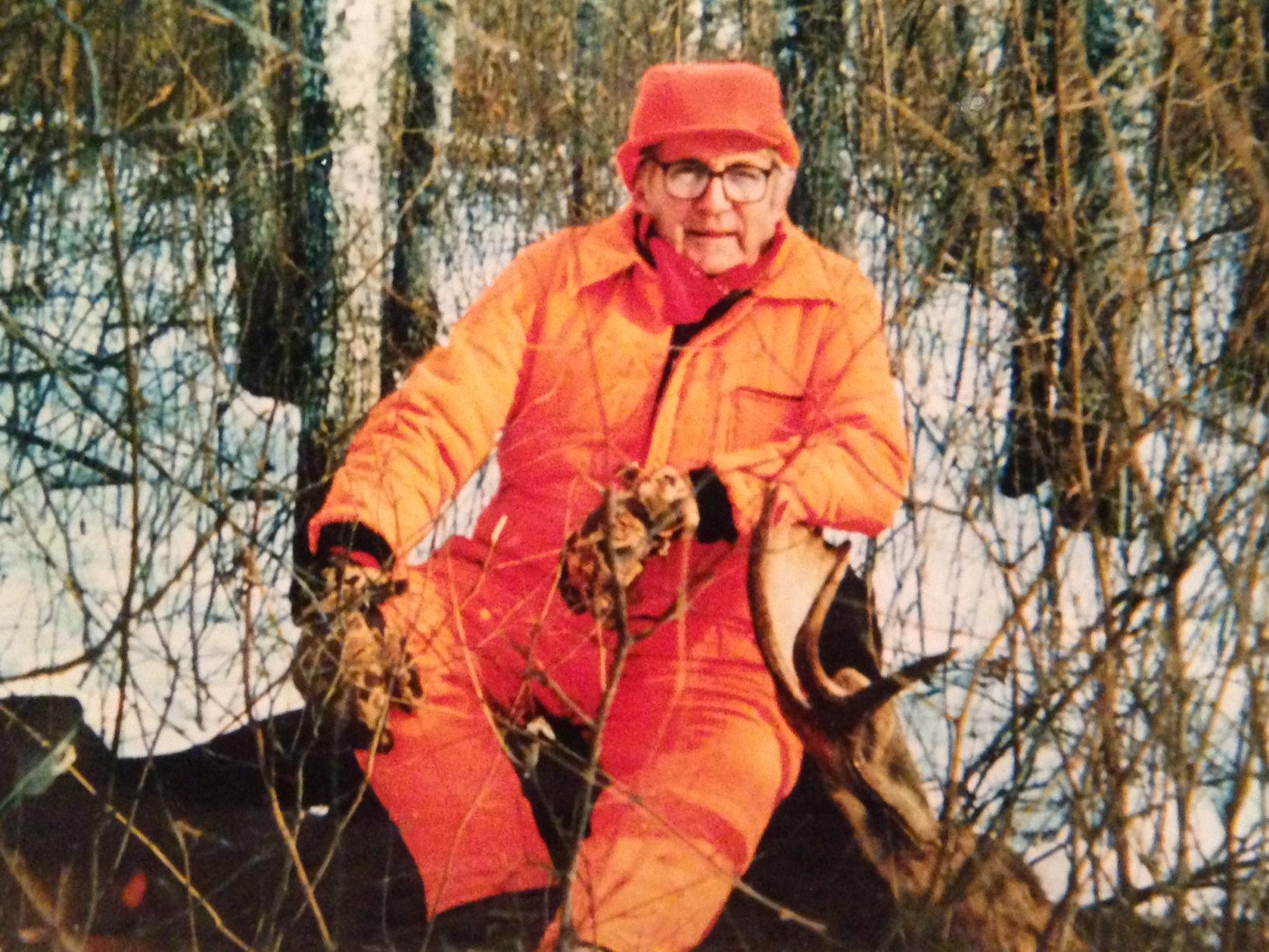 Curt 1994 Canadian Moose