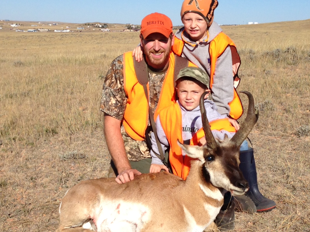 2014 SD Antelope