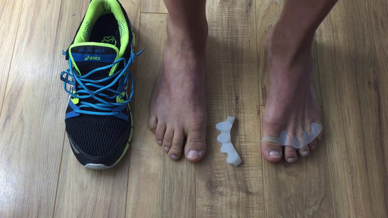 What's up with toe spacers?