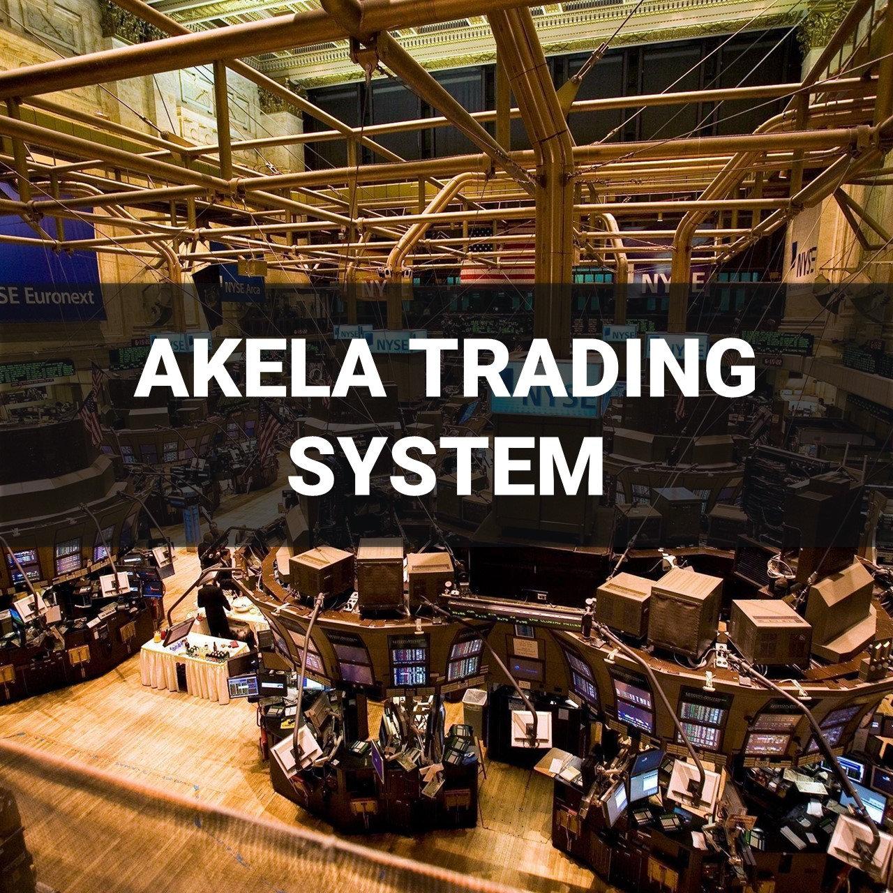 Akela Trading System Mentoring Program
