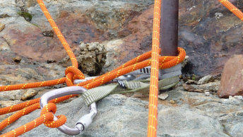 Ausbildung Hochtour Klettern