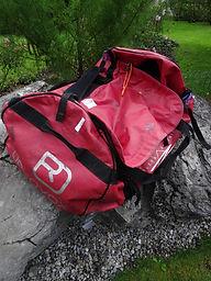 Miete Expedtion Duffy Bag Reisetasche