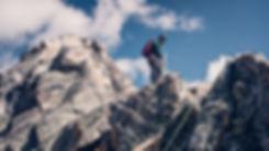 Klettern Almagellerhütte