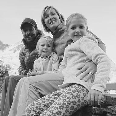 Bergführerfamilie Urfer