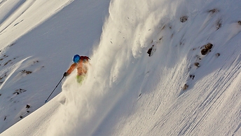 Freeride Schilthorn Berner Oberland