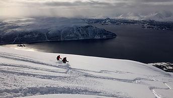 Skitourenreisen Norwegen Island