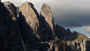 Dolomiten Region Sellapass