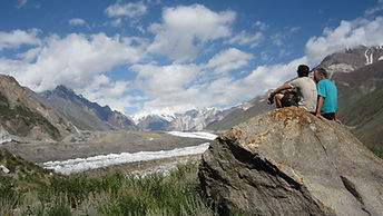 Berg Reisen Expedition Spantik Pakistan