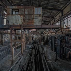 Mineurs W: Abandoned coal mine