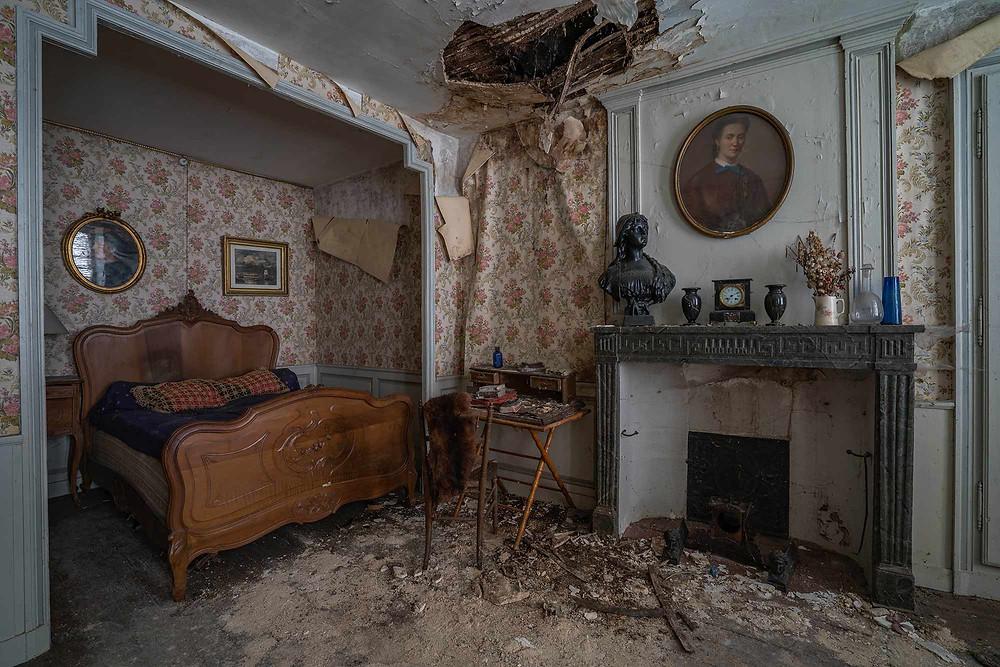 Abandoned chateau Marianne