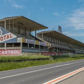 Forladt racerbane i Frankrig: Circuit de Reims