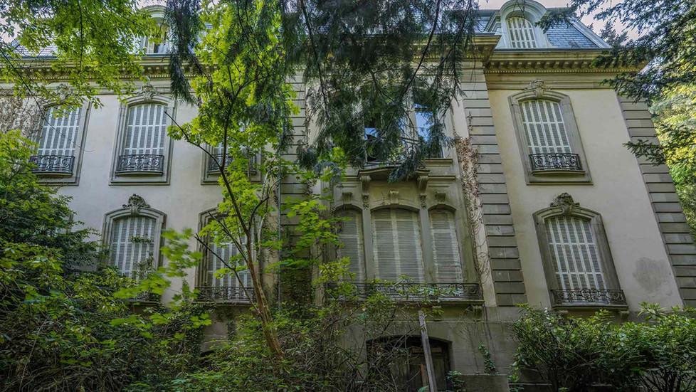 Smukt palæ i Frankrig: Chateau Lumière