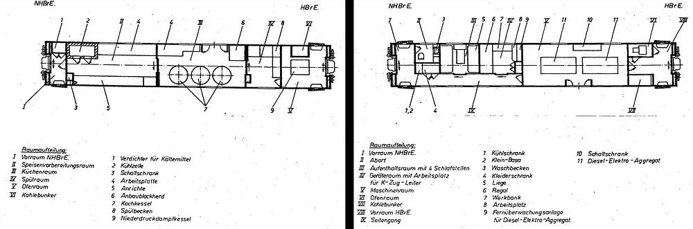 Drawing 2 of DDR katastrophenzug