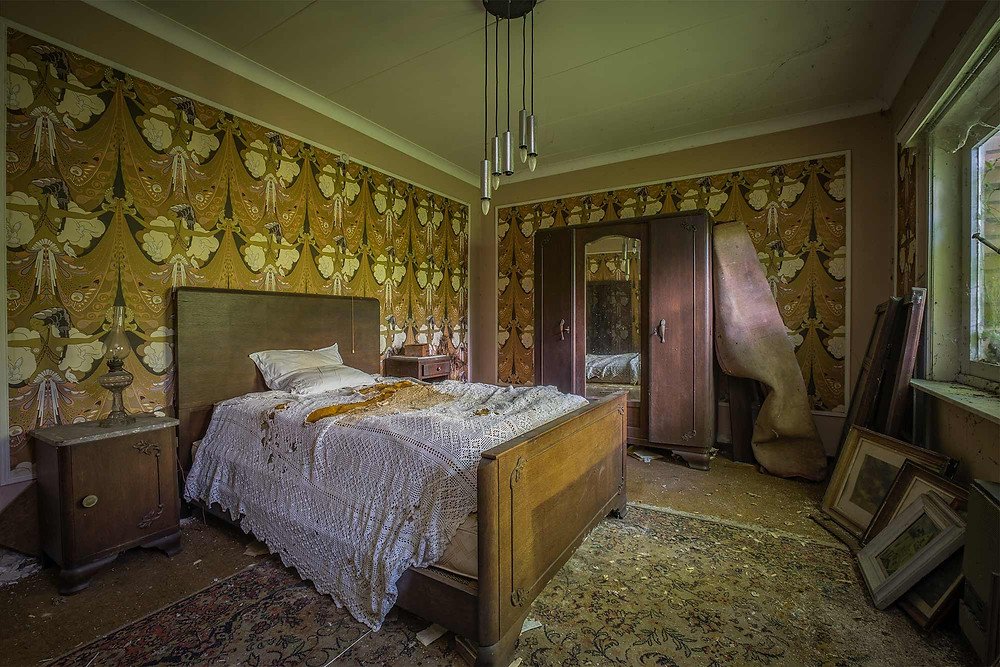 Maison Limmi soveværelse