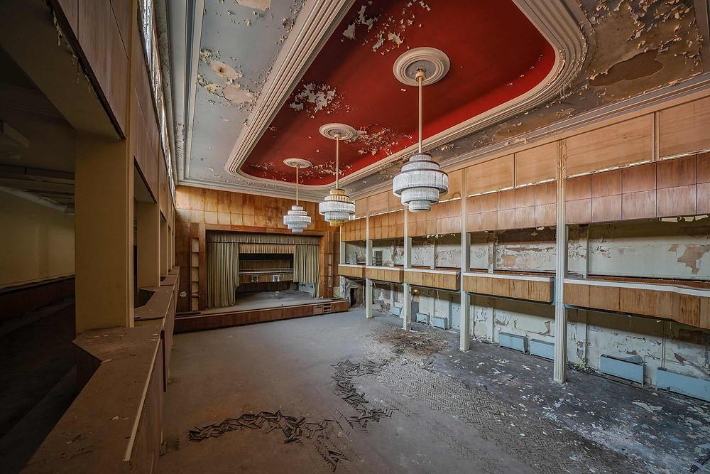 Abandoned Hotel Fürstenhof
