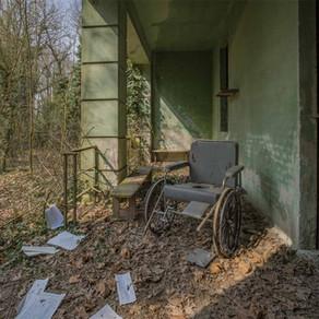 Psykiatrisk hospital: Manicomio di V