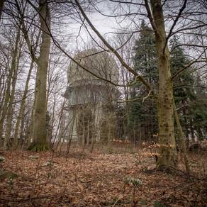 Nato radar station abandoned in Denmark