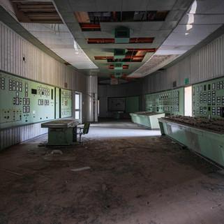 Forladt kraftværk i Italien: Centrale Termoelettrica