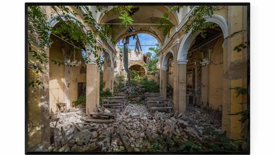 Earthquake Church
