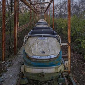 Abandoned theme parks - Italy