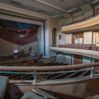 Forladt italiensk teater: Teatro Guido