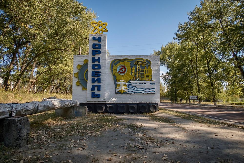 Tjernobyl ulykken - monument