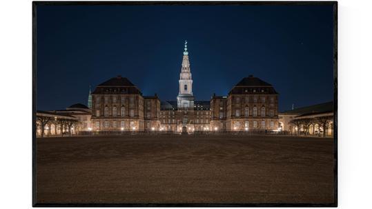 Christiansborg ridebane