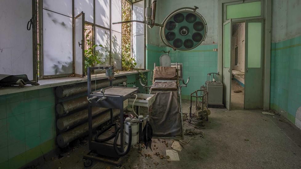 Manicomio di R: Abandoned mental asylum in Italy