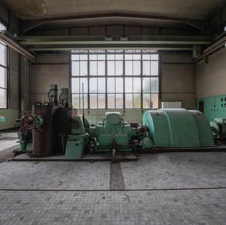 Det grønne kraftværk i Tyskland: Peppermint Power Plant