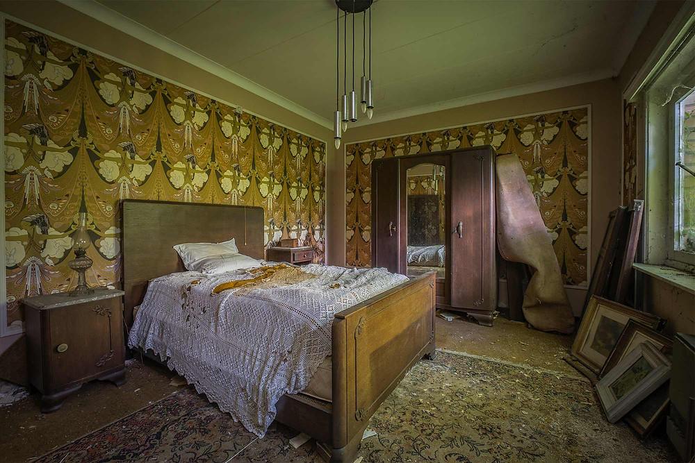 Maison Limmi bedroom
