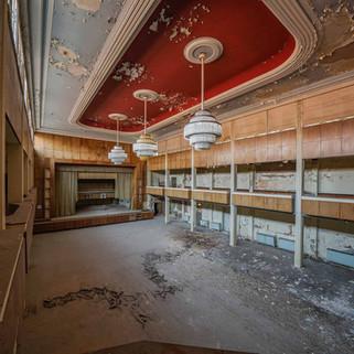 Tysk balsal fra 30'erne: Hotel Fürstenhof