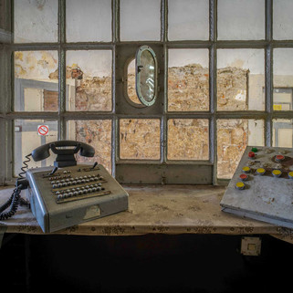 Prison 1555: Abandoned prison in Germany