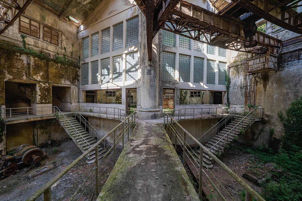 Abandoned power plant V