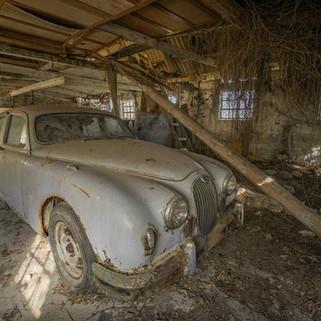 Forladte biler i Europa