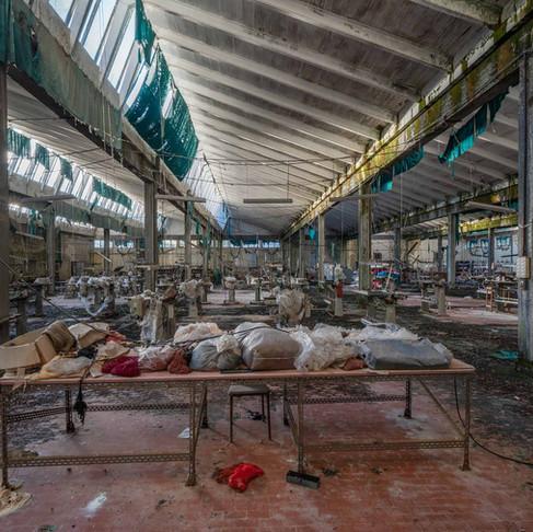 Mit andet besøg i en tidskapsel: Knitting Factory
