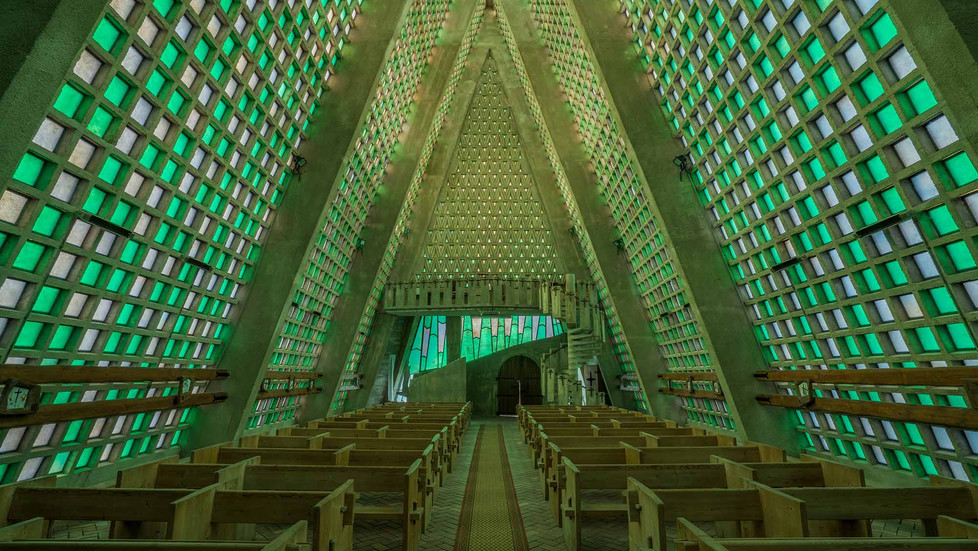 ET Church: Abandoned in France