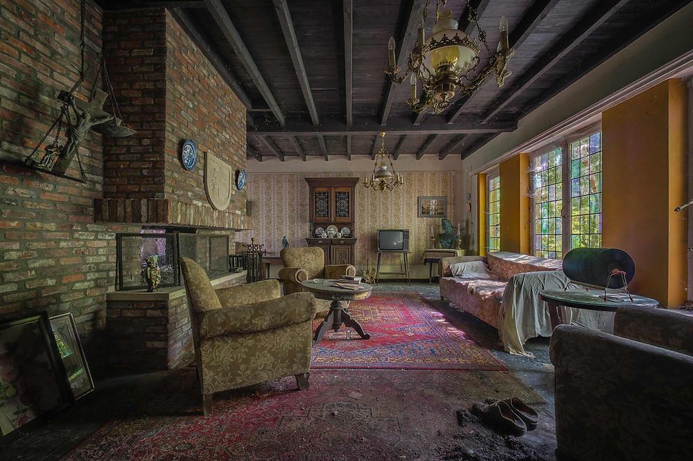 Maison Limmi livingroom