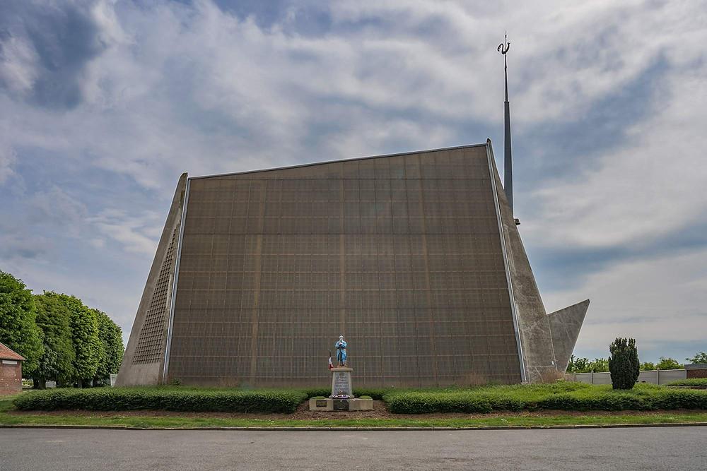 ET Church udefra