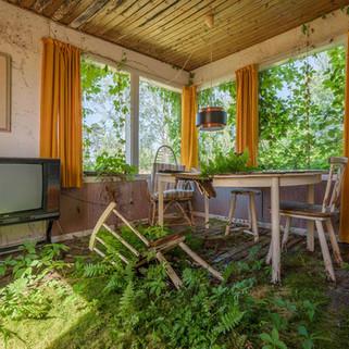 Forladte huse i Danmark
