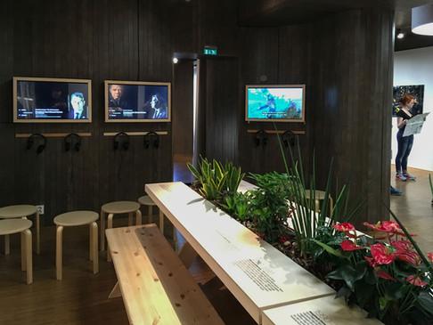 Nobel Peace Center in Oslo - 2017