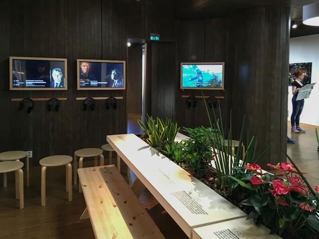 Nobels Fredscenter i Oslo - 2017